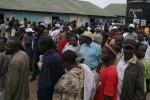 Polling Centre at Dagoretti, Nairobi