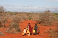 Going for Water, Eastern KENYA