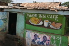 Nairobi Miami Inn Cafe Kibera